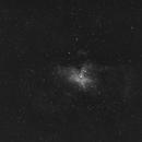 M16 Eagle Nebula-Ha,                                Adel Kildeev