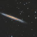 NGC 5907,                                Simon