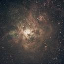 NGC 2070 - OSC with L-eNhance,                                Paul Muller