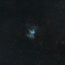 La nébuleuse du Casque de Thor NGC 2359,                                AstromaC