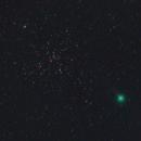 C/2019 U6 Lemmon and M41,                                Bruno Yporti