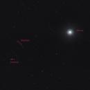 Venus, Uranus and lots of Starlink 😫😪,                                Robert Eder