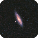 Andromeda, Lost in Space,                                AstroPhotoRoss