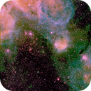 NGC 3324 - Gabriela Mistral Nebula,                                Gabe van den Berg