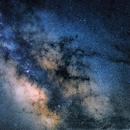 Dark Horse Nebula,                                Nienball