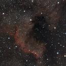 NGC7000 B355 area,                                Konstantin Katushev