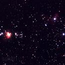 Orion Nebulosity,                                omar salah