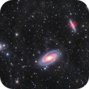 M81, M82, NGC3077 with IFN(Integrated Flux Nebula),                                Kongyangshik