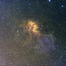 Lion Nebula,                                FantomoFantomof