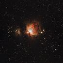 M42 - Orion Nebula,                                JD