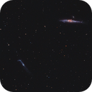 The Whale and Hockey Stick Galaxies,                                Steve Mallia