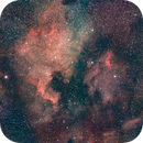 NGC 7000 - first attempt at a mosaic,                                Torben