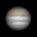 First attempt to image Jupiter,                                Thorsten