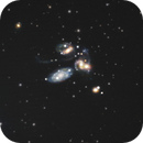 3 seconds to the Stephan's Quintet,                                Lorenzo Palloni