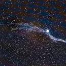 Western Veil Nebula,                                Blue Moon Observatory