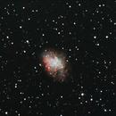 Crab Nebula 2-12-12,                                Mo