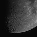 Lunar South Pole 01/21/20,                                Dan Vranic
