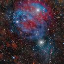 New Discovery PaRasMoMi-1, 26 arcmins OIII Bubble in Monoceros,                                Utkarsh mishra