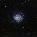 Messier 101,                                Thomas