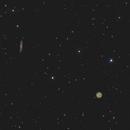 M97 and M108,                                OrionRider