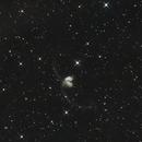 NGC4038 & 4039, Antennengalaxie(en),                                Jürgen Eggenberger