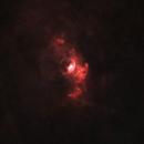 Bubble Nebula NGC 7635 starless,                                Jürgen Ehnes