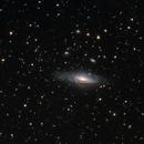 NGC 7331,                                Xavier V