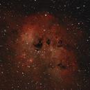 IC410 - The Tadpoles Nebula,                                Sektor