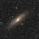 Andromeda Galaxy,                                Marc-Olivier Barre