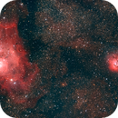 M8 - M20  in Sagittario,                                Alessandro Curci
