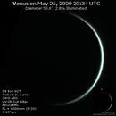Venus on 2020-05-25,                                JDJ