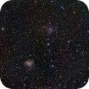 NGC6946 and NGC6939,                                Marios Tsalkidis