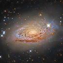 M63 LRGB (data shared by Oscar),                                Marco Favro