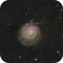 M102 Galassia Girandola,                                Markuzio