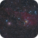 NGC 2451 & NGC 2477,                                Peter Oberč