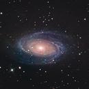 Galaxias de Bode M81 y  M82,                                Abel