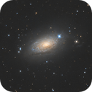 Messier 63, the Sunflower Galaxy,                                Brice