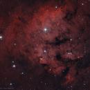 NGC 7822,                                Alexander Sorokin