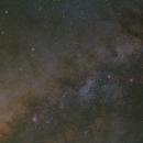 Milky Way wide field,                                Dean Fournier
