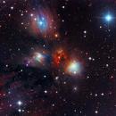 Noisy NGC_2170 but still colourful,                                Claudio Tenreiro