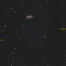 Comet route C / 2019 U6.,                                Adriano
