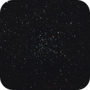 M38 - Starfish Cluster - Red Sky zone,                                Valerio Pardi