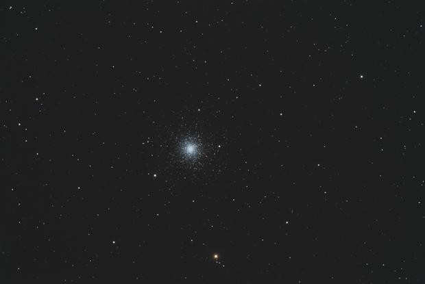 M3 Globular Cluster in Canes Venatici,                                OrionRider