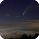 Comet C/2020 F3 - Neowise as seen from Milton Keynes, UK,                                dilipsharan
