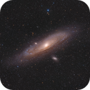 The great M31,                                David