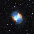 Dumbbell Nebula, M27,                                Arne
