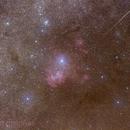 Lambda Centauri and a Meteoric Surprise,                                Gabriel R. Santos (grsotnas)