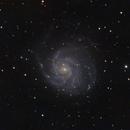 M101 galassia a spirale,                                giusnico