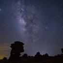 Milky way,                                Turki Alamri