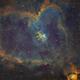 Nebulosa Cuore narrow,                                Domenico De Luca